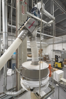 Food Ingredient Distributor Enhances New Manufacturing Revenue Stream with Bulk Bag Handling Equipment