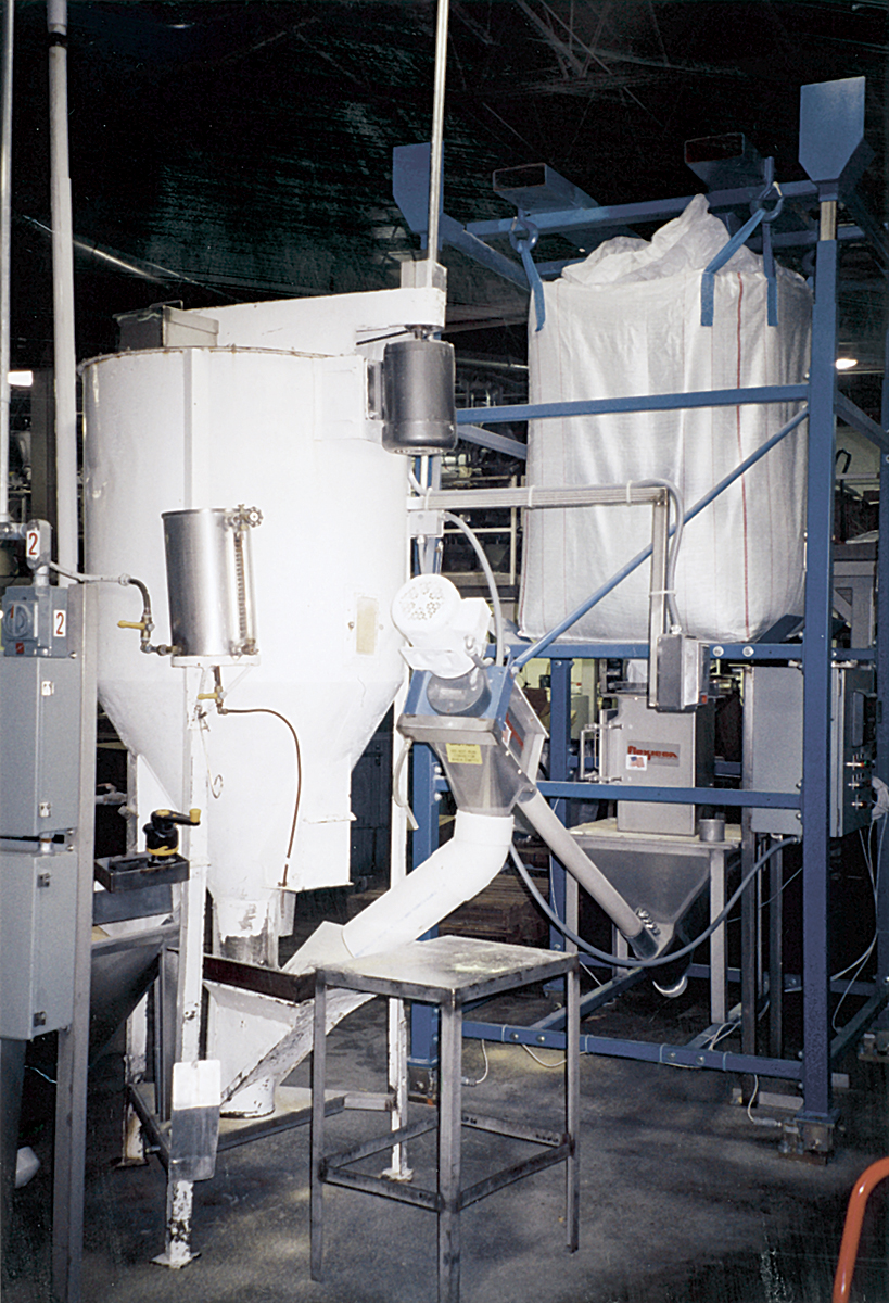 Automated Cornmeal Unloading System Improves Product
