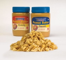 Producing Peanut Butter without Jamming