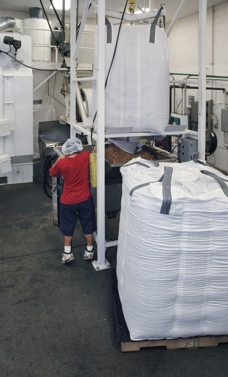 Nut Butter Output Increases Five Fold With Bulk Bag