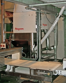 Removing Malt Production Bottleneck with Flexible Screw, Bulk Bag Filler, Unloader