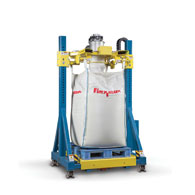 Twin Centerpost Bulk Bag Filler