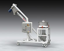Mobile Screener-Conveyor Handles Non-Free-Flowing MaterialsMobile Screener-Conveyor Handles Non-Free-Flowing Materials