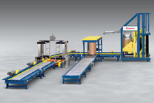 Fiber Drum Dumping System Conditions, DischargesFiber Drum Dumping System Conditions, Discharges