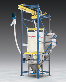 New Generation Bulk Bag Discharger