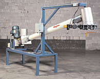 Pneumatic Weigh Batching/Blending System