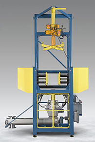 Bulk Bag Conditioner-Unloader System for Mining Applications