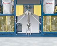 Bulk Bag Weigh Batch Eductor System