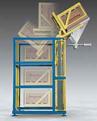 TIP-TITE High-Lift Box/Container Dumper