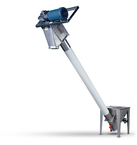 Flexible Screw Conveyors - Move Virtually Any Bulk Material